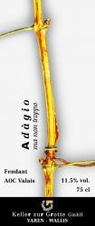 Fendant Adagio  Weinproduzent: Keller zur Grotte