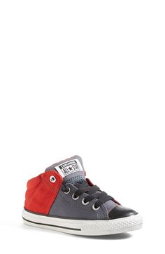 Converse Chuck Taylor® All Star® 'Axel' Mid Top Sneaker (Toddler, Little Kid & Big Kid) available at #Nordstrom