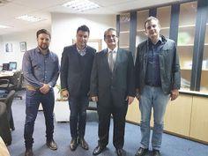 Jornal Ponta Grossa: Prefeitura de Ponta Grossa se reúne com Secretaria de Ciência e Tecnologia para buscar recursos