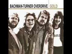 """Bachman Turner Overdrive (BTO) - """"Let It Ride"""". Still sounds amazing after 35+ years. Canadian hard rock at its finest."""