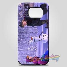 Funny Snowman Olaf Frozen Samsung Galaxy Note 8 Case | casefantasy