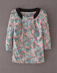 I've spotted this @BodenClothing Hampstead Top Multi Confetti