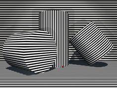 ..op-art a 21.században..   B&W - 4 by BAGI LASZLO  jr.