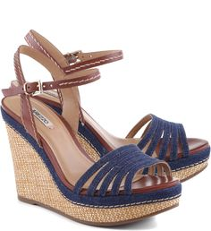 Who might doesn't absolutely adore lovely wedges?, look at our great selection of zip-back and shoulder strap wedges for each time! Shoes Heels Wedges, Lace Up Heels, Womens Shoes Wedges, Womens High Heels, Wedge Sandals, Wedge Shoes, Shoes Sandals, Me Too Shoes, Girls Shoes