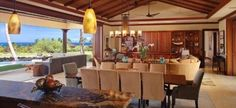 Big Island Hawaii - home tour for Hawaiian decorating inspiration
