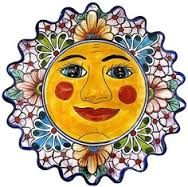 Wall decor... So that the sun always be present in your house.