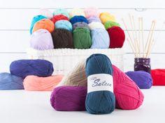Cascade Sateen Yarn  - None