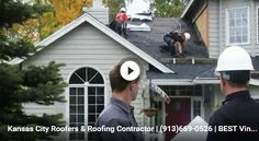 The best Kansas City Roofers, Roofing Contractors, Vinyl Siding Companies in Kansas City mo - Kansas City Roofers - You know there are many vinyl siding contractors in Kansas city, this Kansas City siding companies has the best roofing, siding and prices around. The LP and John Hardie siding video shows the best roofing contractors in Kansas city mo!