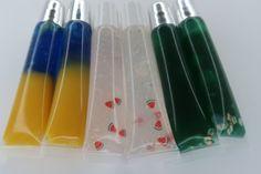 Lip Gloss Colors, Lips