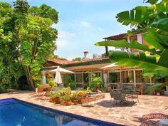 Pool at Los Artistas B & B - Ajijic, Mexico Feb 15-Mar 2 we will be at this pool