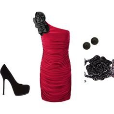 #partydress....for what party?  I don't know...let's plan one just so I have an excuse @Michelle O