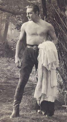 "John Barrymore, ""Tempest"" (1928)"