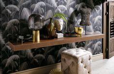 Entryway Tables, Stone, Furniture, Home Decor, Palette Knife, Apartment Interior, Rock, Interior Design, Home Interior Design