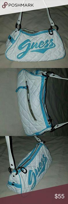 Guess super cute handbag Guess ,excellent condition,  super cute shoulder bag Guess Bags Mini Bags