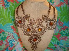 Fabulous vintage Statement necklace!!!  $100