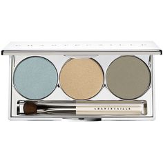 Chantecaille Limited Edition Corsican Eye Palette Trio (€57) ❤ liked on Polyvore featuring beauty products, makeup, eye makeup, eyeshadow, chantecaille, chantecaille eyeshadow and palette eyeshadow