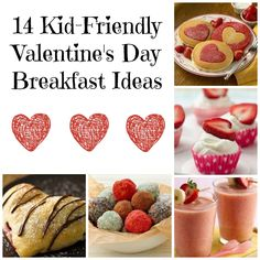 14 Valentine's Day Breakfasts for the Kids