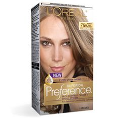 $10.00 (71/ 2A) Medium Ash Blonde Superior Preference - Fade-, Defying Hair Color - L'Oreal Paris