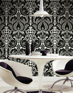 Versace Black Walls And Versace Home On Pinterest