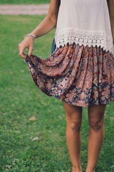 """Esto ha sido un """"pensado y hecho"""". El sábado estaba haciendo un tutorial de una falda cuando vi que tenía un montón de fotos del paso a pasode algo que, en un principio, …"""
