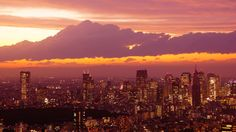 Tokyo Twilight Cityscape from Roppongi Hills | by waterfield
