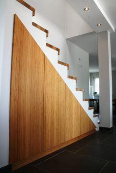 Bamboe trapkast 1