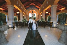 Celebra tu boda con nosotros en Riviera Maya/Celebrate your wedding with us in Riviera Maya. Our charming colonial style #chapel, Nuestra Senora de las Nieves, is perfect for couples looking for the ultimate destination wedding without sacrificing the #religious element of the #ceremony