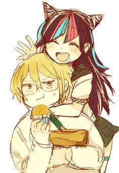 Twogami x Ibuki