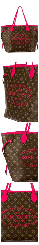 Louis Vuitton 2015 - Luxurydotcom collage