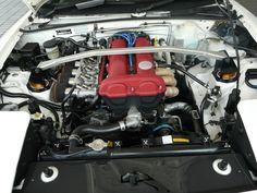 M2 Mazda MX5 Miata, Eunos  with ITB's ..
