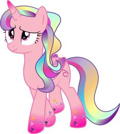 Flares the alicorn rainbowfied by shaynelleLPS on DeviantArt
