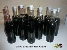 Alcoholic Drinks, Beverages, Cocktails, Chez Vanda, Infused Oils, Wine Rack, Red Wine, Canning, Liqueurs