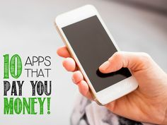 10 Apps That Pay You Money! | Simply Shellie