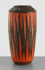 Scheurich 517-45 - Floor Vase (Fat Lava Wadersloh) Tags: west century vintage lava floor fat retro german vase pottery mid wgp 517 scheurich