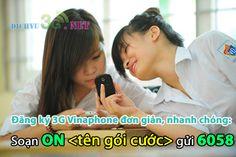 Đăng ký 3G Vinaphone như thế nào
