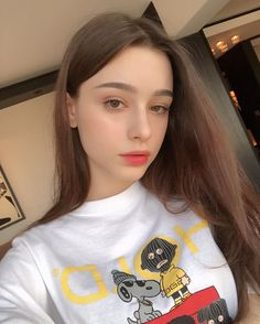 Dasha Taran is as pretty as they get Pretty! Ain't she pretty? Mode Ulzzang, Ulzzang Girl, Girl Pictures, Girl Photos, Pretty People, Beautiful People, Western Girl, European Girls, Cute Beauty