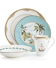 Lenox British Colonial Collection - Fine China - Macy's