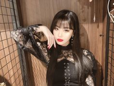 Kpop Girl Groups, Korean Girl Groups, Kpop Girls, Extended Play, Beautiful People, Most Beautiful, Soyeon, Soo Jin, Pretty Asian
