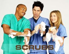 Ive watched all episodes of scrubs four times.. starting from episode one. I shall continue..