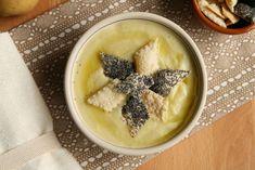 Crostini per zuppe e vellutate Semi, 20 Min, Pane, Camembert Cheese, Oatmeal, Dairy, Breakfast, Oven, The Oatmeal