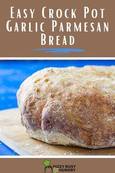 Crock Pot Bread, Slow Cooker Bread, Bread Crockpot, Slow Cooker Breakfast, Crock Pot Slow Cooker, Slow Cooker Recipes, Crockpot Ideas, Artisan Bread Recipes, Healthy Bread Recipes