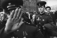 Marc Riboud // Russia // Moscow, 1967.