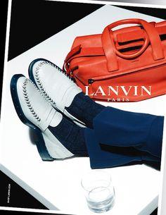 Lanvin Spring 2014 campaign