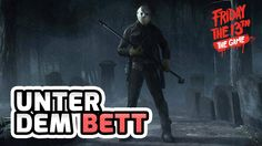 Unter dem Bett  Friday the 13th: The Game #17