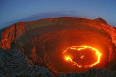 Erta Ale Volcano: The World's Only Permanent Lava Lake | Traveldudes.org