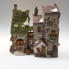 Fagin's Hide-A-Way, Dickens Village Series, Part of the Herratiage Village Collection. Made Exclusively for Department Halloween Labels, Spooky Halloween, Halloween Pumpkins, Halloween Crafts, Halloween Costumes, Halloween Halloween, Halloween Makeup, Painting Tattoo, Body Painting