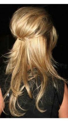 Gorgeous golden  blonde