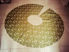 Sew: Inside Out, Round & Round Skirt Tutorial  {No Hem Reversible Wrap Circle Skirt}