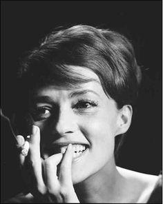 Georges Dambier Jeanne Moreau 1963