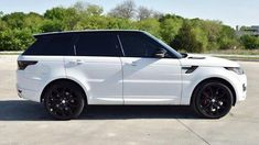 Land Rover Range Rover Sport Supercharged Autobiography - My Next Ride Range Rover Evoque, Range Rovers, Maserati, Ferrari, Ranger, Bmw I8, Suv Cars, Car Car, New Sports Cars